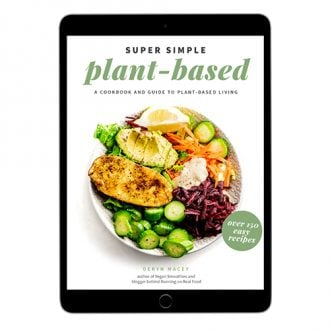 Cover of Super Simple Plant-Based
