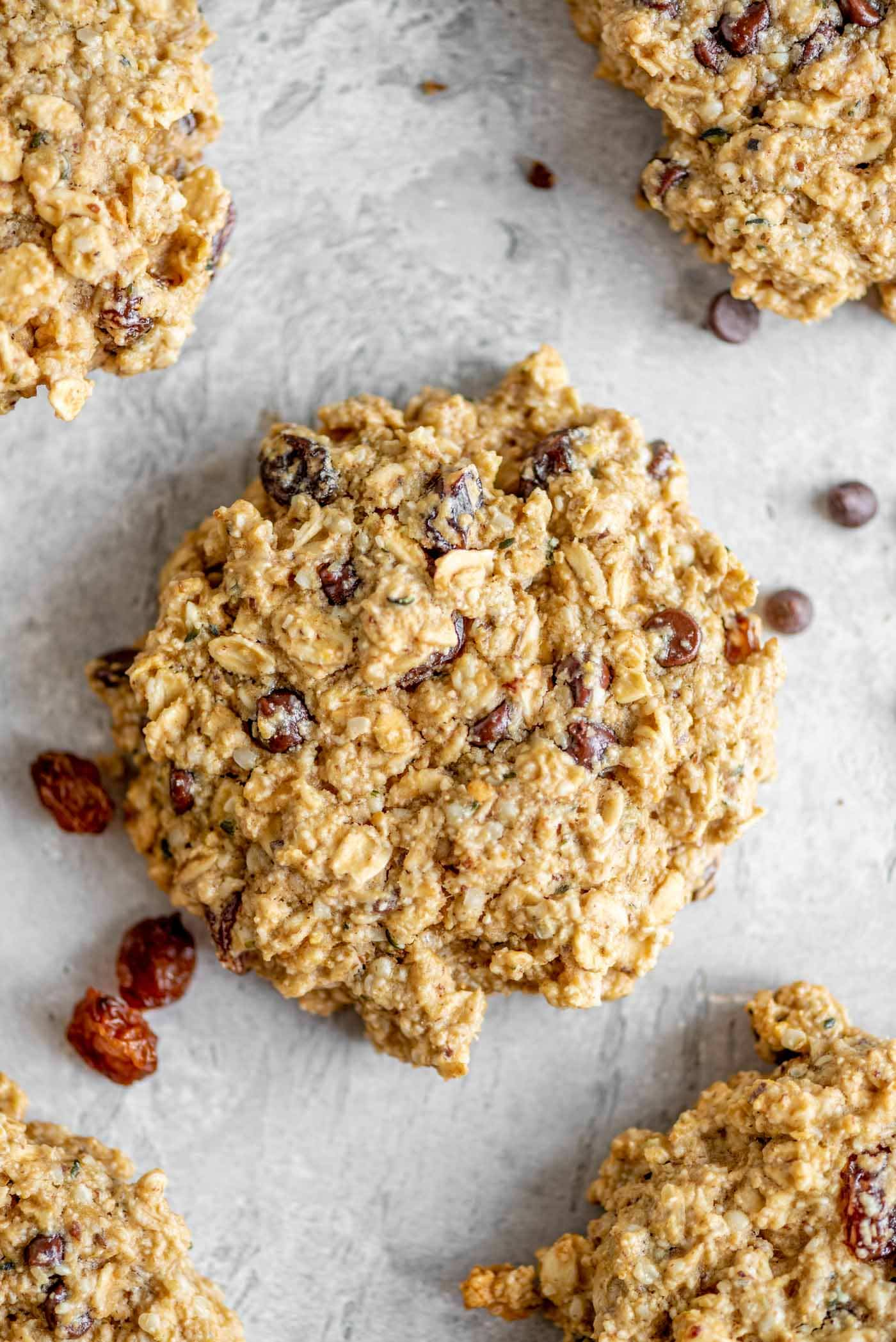 Healthy Oat Cookies Vegan Gluten Free Running On Real Food