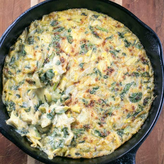 Vegan Spinach Artichoke Dip Recipe