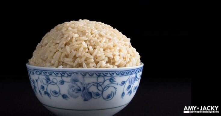 Perfect Instant Pot Brown Rice