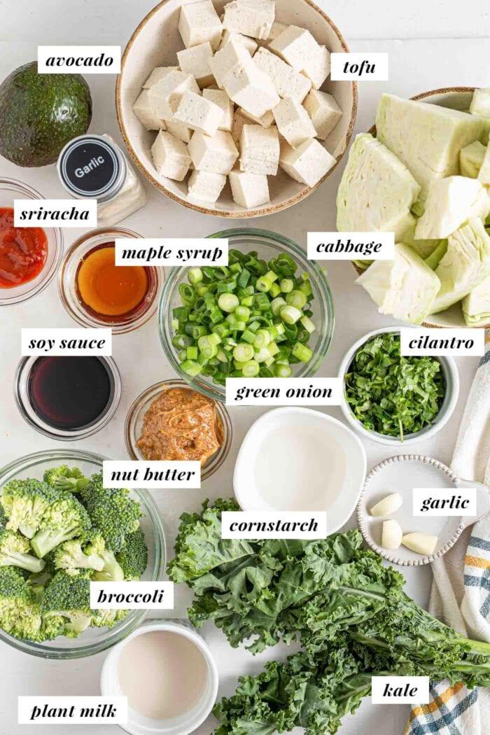 Low Carb Vegan Dinner Bowl Recipe Running On Real Food
